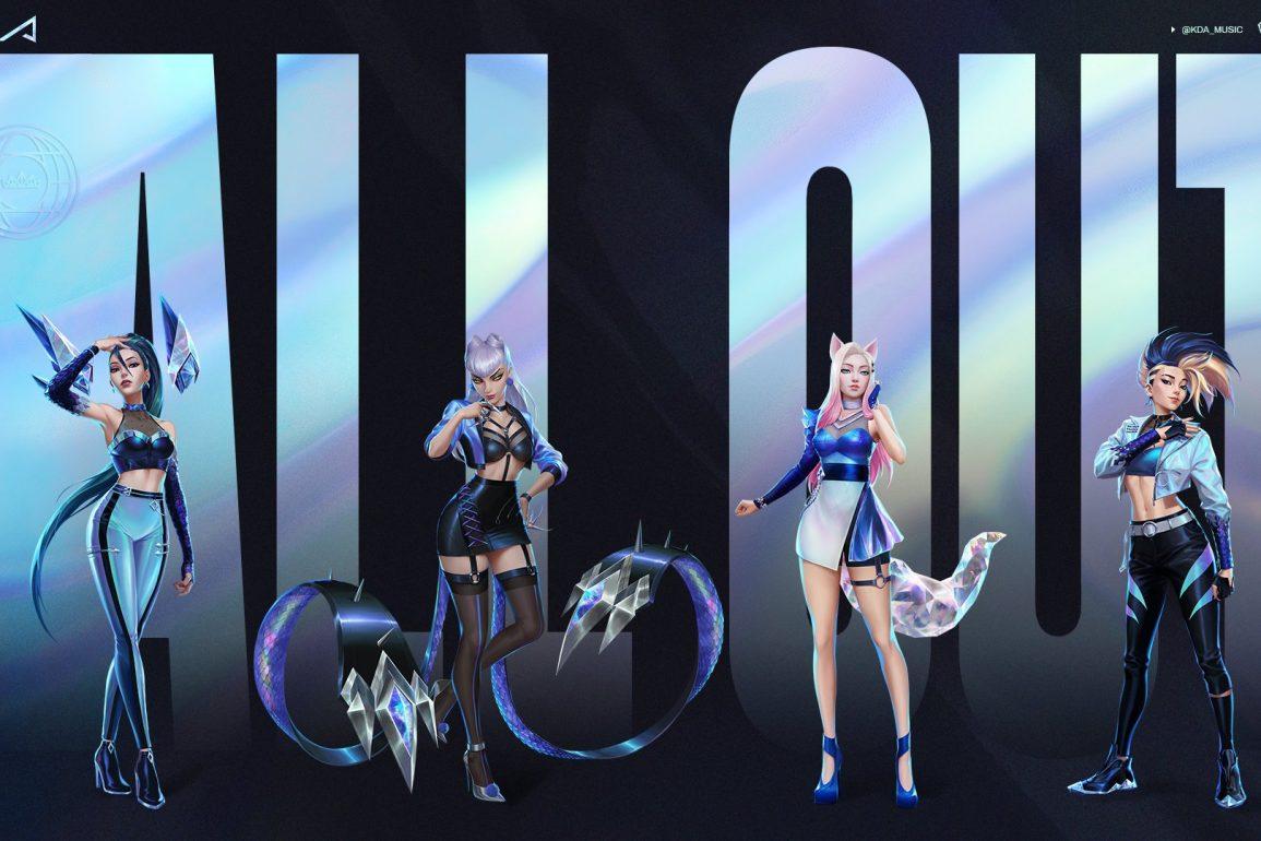 K/DA - All Out - K/DA en League of Legends