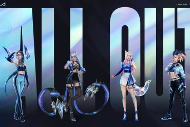 K/DA - All Out - K/DA en League of Legends
