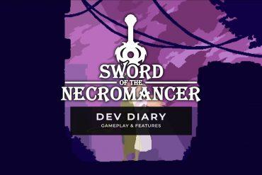 Sword of the Necromancer - Dev Diary 1