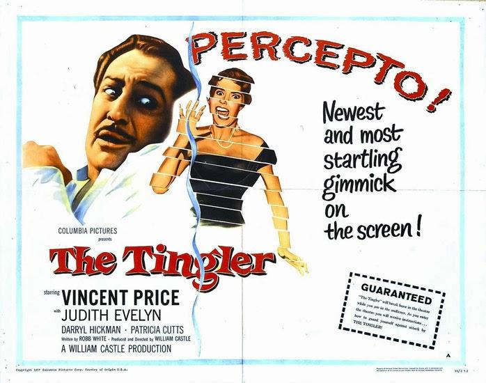 The Tingler 1959 poster