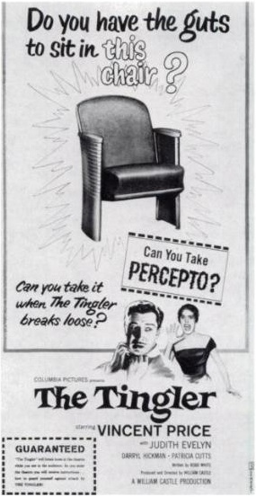 The Tingler Percepto Chair