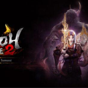 NIOH 2 DLC3 EL PRIMER SAMURAI