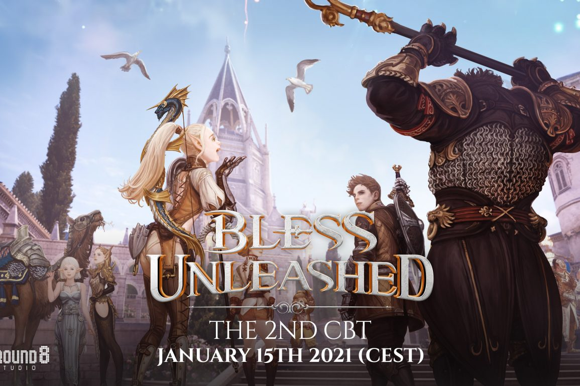 Bless Unleashed second Closed Beta Test (2nd CBT)