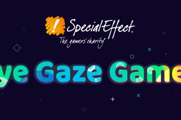 Eye Gaze Games