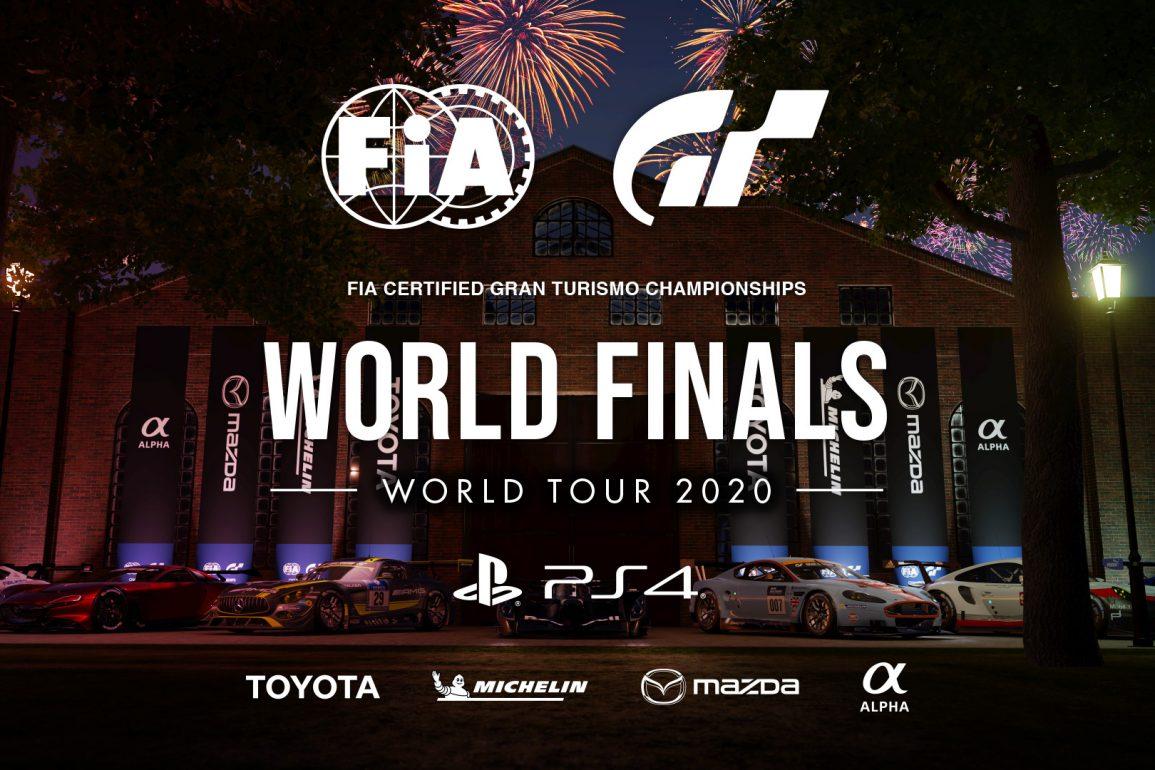 FIA Gran Turismo Championships 2020 Finals
