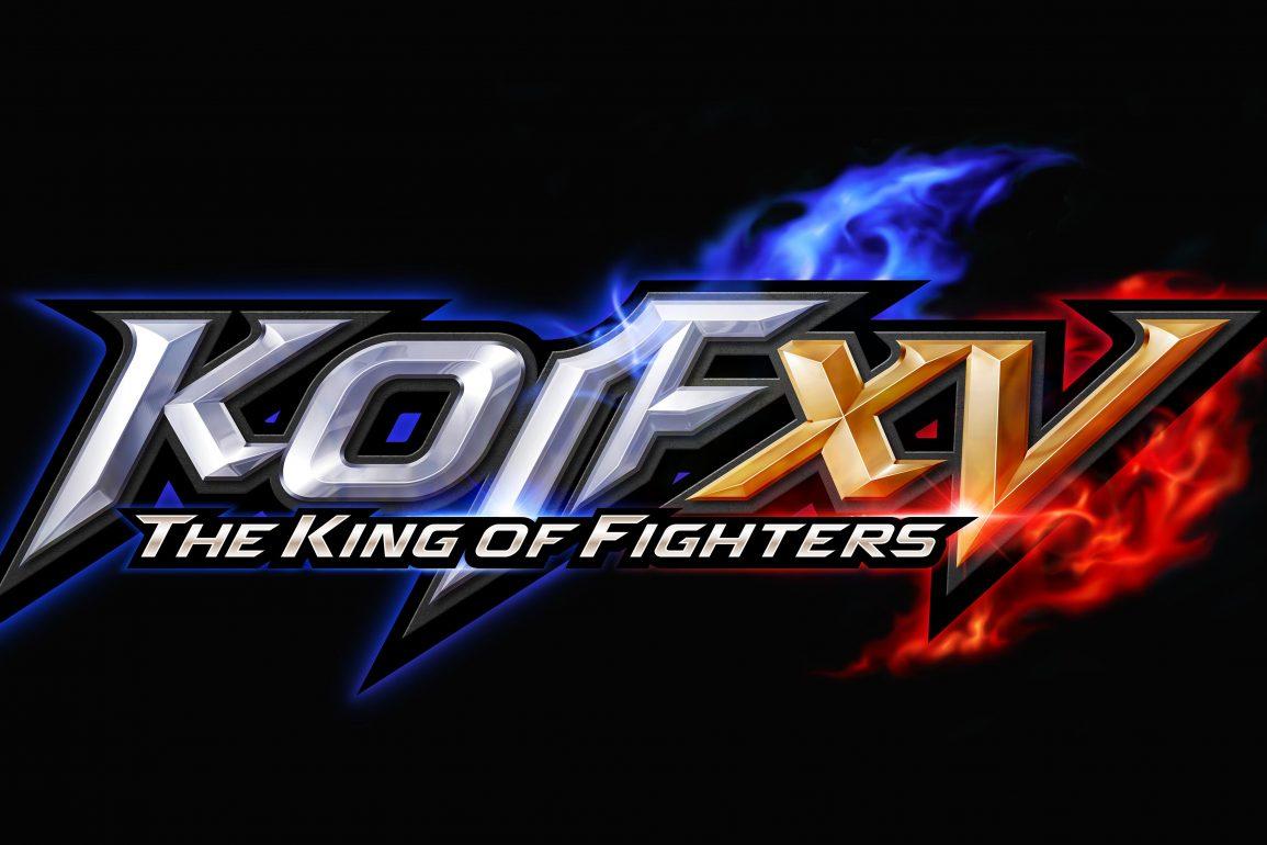 The King of Fighters XV - KOF XV_logo