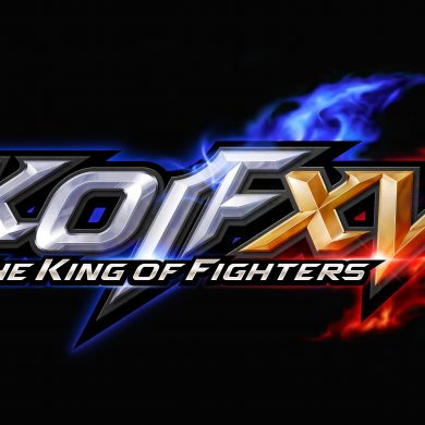 The King of Fighters XV - KOF XV_logo
