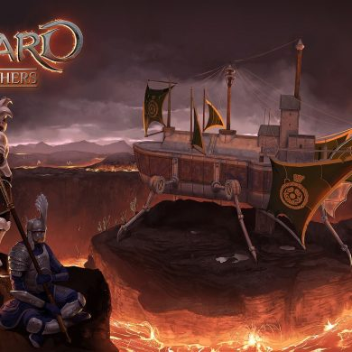 Outward - Los Tres Hermanos