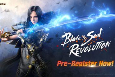 Blade & Soul Revolution Pre-Register