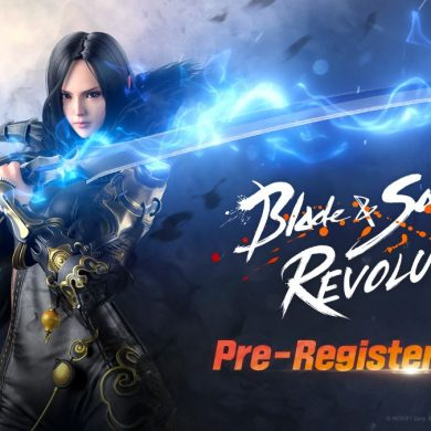 Blade & Soul Revolution Pre-Register