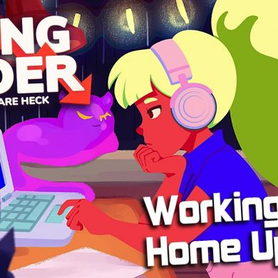 Going Under - Working From Home