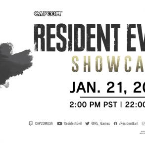 Resident Evil Showcase - Teaser
