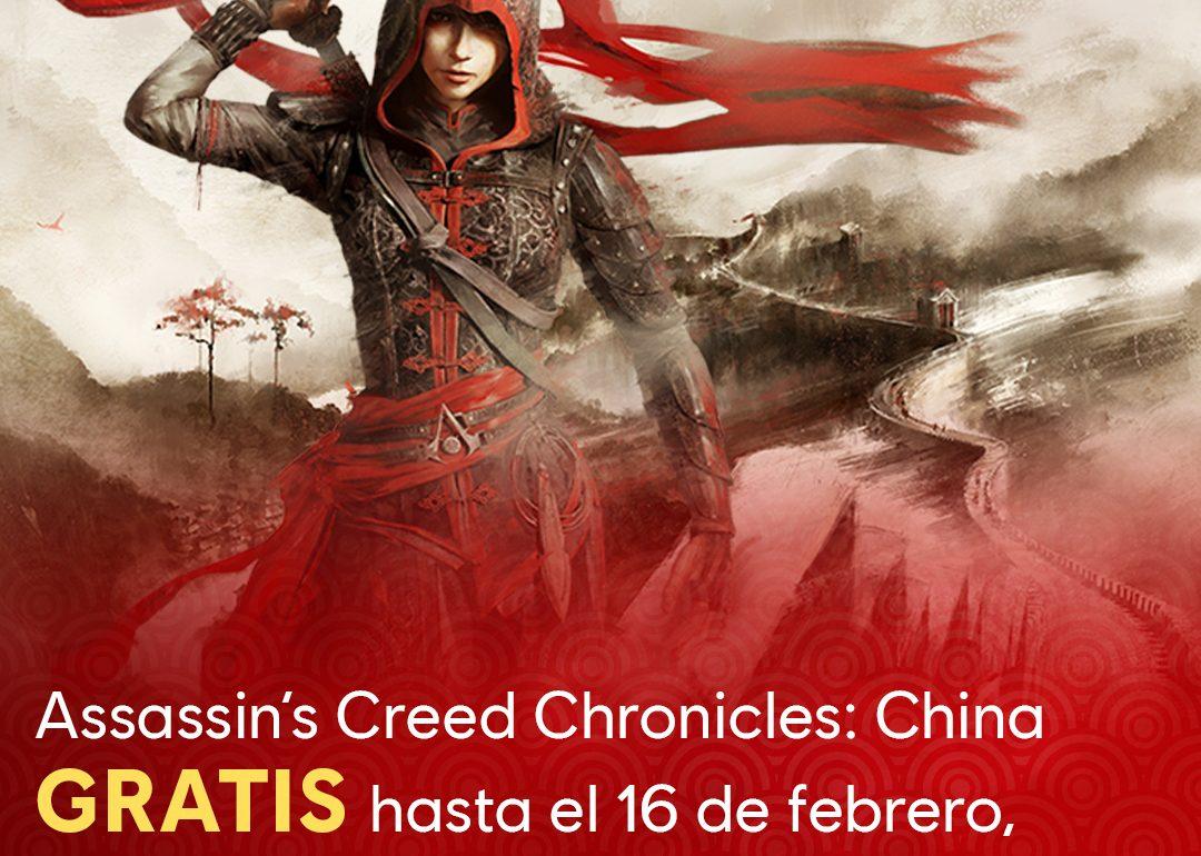 Assassin's Creed Chronicles China Gratis