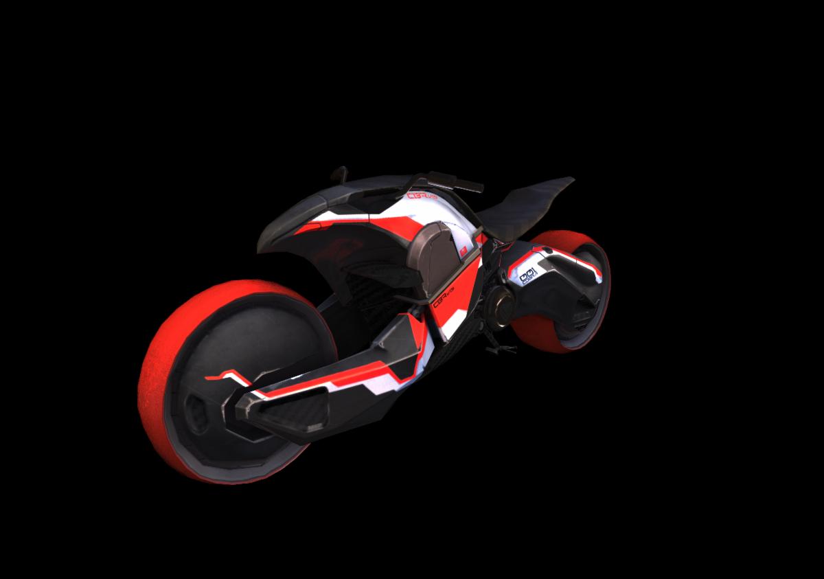 Motocicleta Cobra