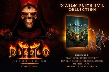 Diablo II Resurrected Prime Evil Collection