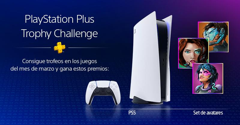 PlayStation Plus Trophy Challenge
