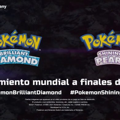 Pokémon Brilliant Diamond - Pokémon Shining Pearl
