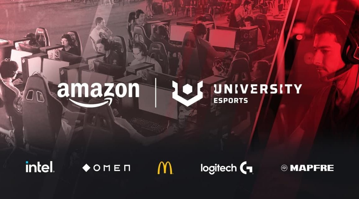 Amazon UNIVERSITY Esports