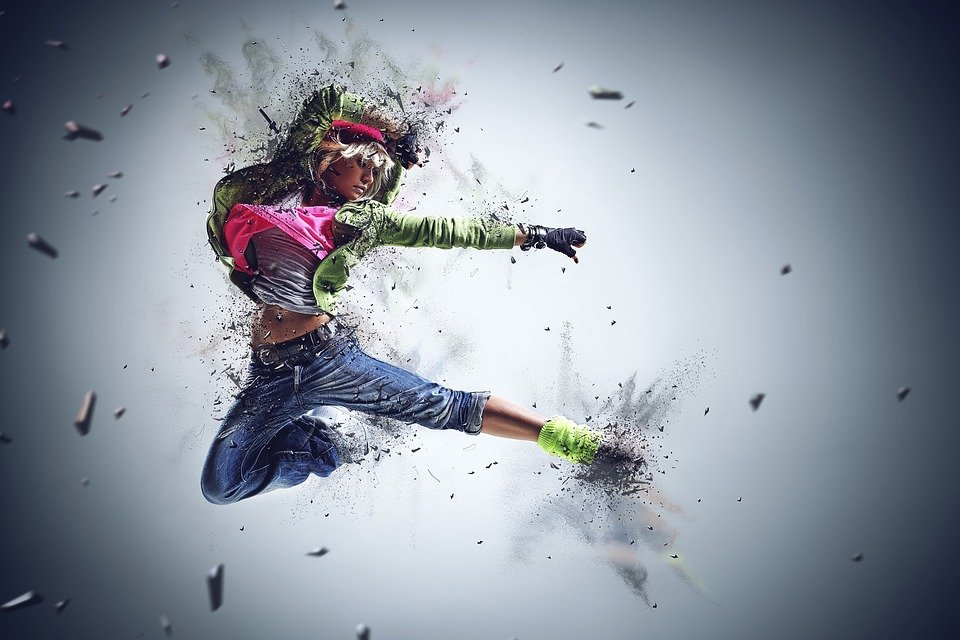 Dance Dance Revolution V - Mujer