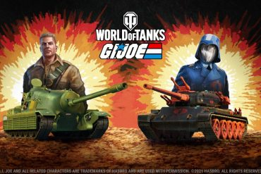 G.I. Joe World of Tanks