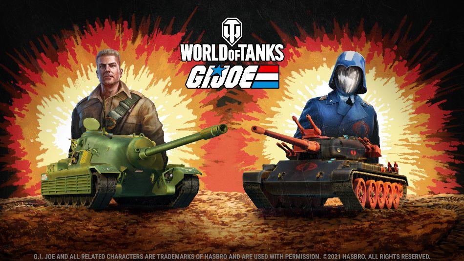 G.I. Joe World of Tanks