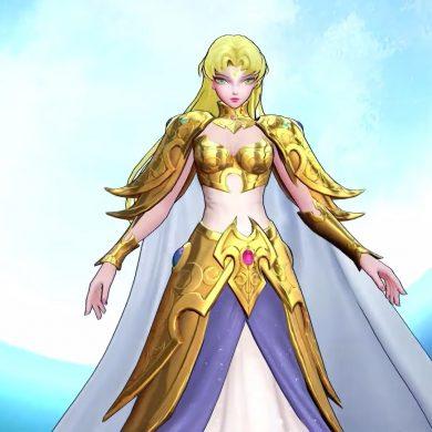Saint Seiya Awakening - Artemisa