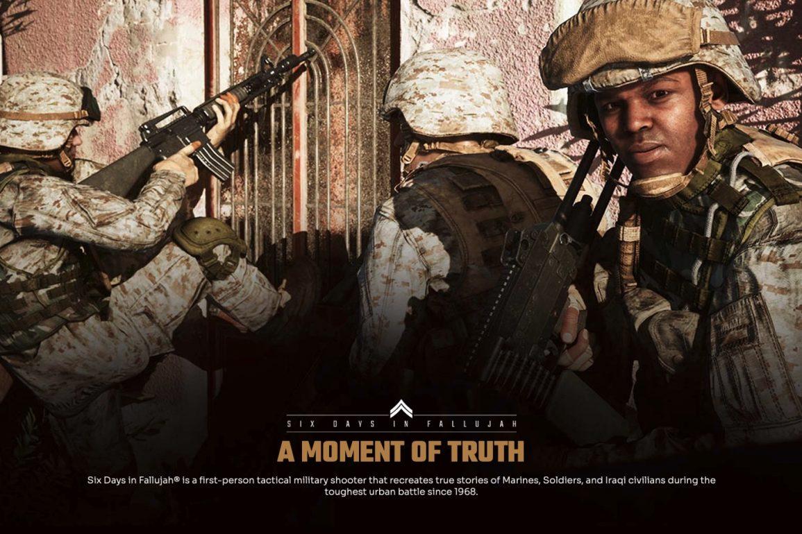 Six Days in Fallujah