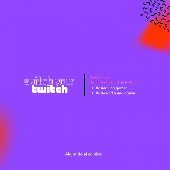 Switch your Twitch