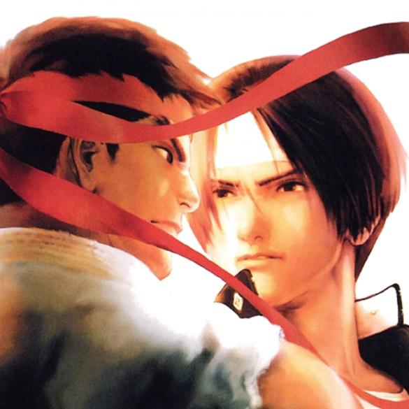 Capcom Vs SNK ryu kyo