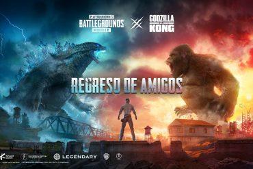 PUBG MOBILE x Godzilla vs. Kong