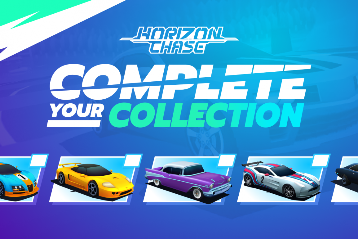 Horizon Chase - Complete Your Collection