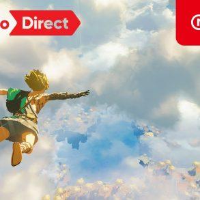 Nintendo Direct E3 2021 - Breath of the Wild 2