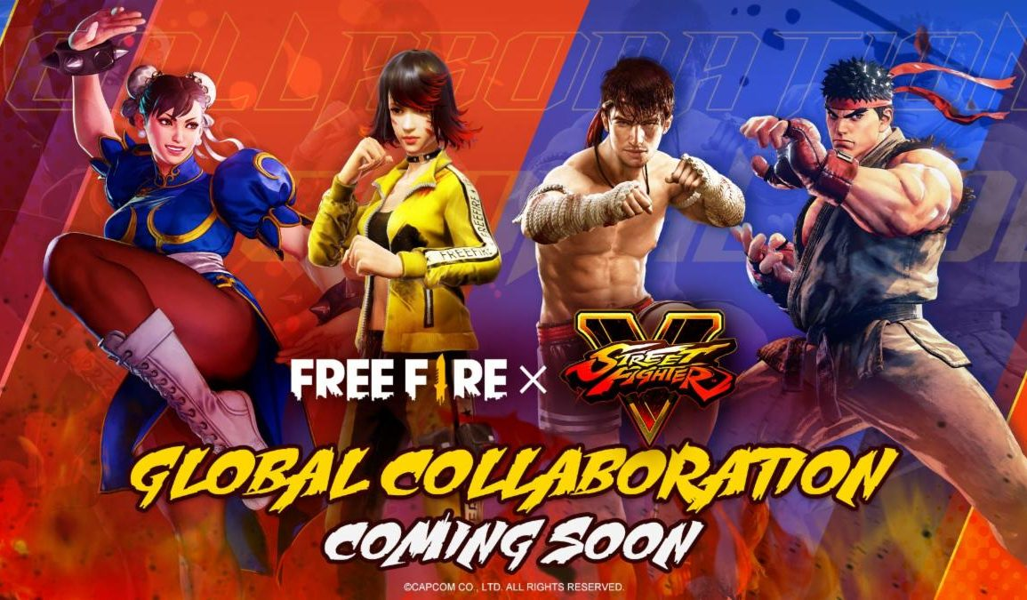 Street Fighter x Free Fire